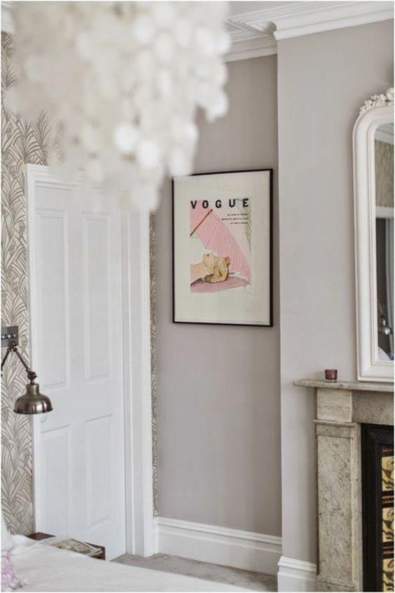 wandfarben 2016 trendfarben wohnzimmer hellgrau neutrale farben, Wohnzimmer