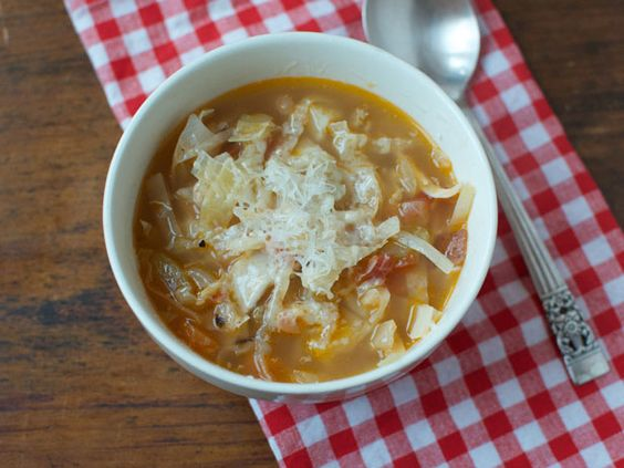 Fall officially starts on Sunday, but you can ring in the new season early with this Smoked Chicken Minestrone from FN Dish.