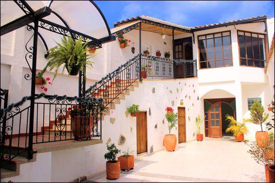 HOTEL LA HORMIGA, Su Casa en Villa de Leyva,  en Boyacá