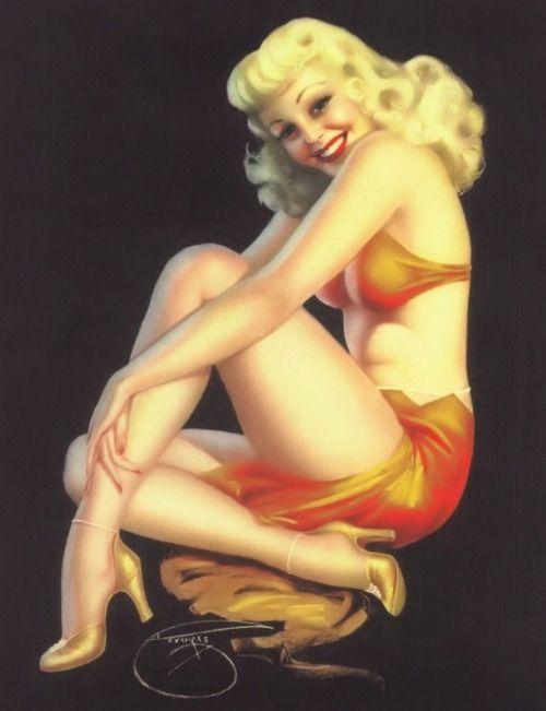 By Billy Devorss    1940s