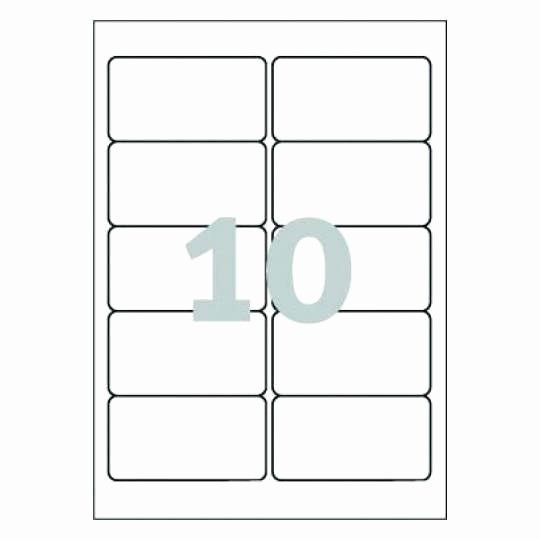 Avery Label 10 Per Page Best Of Avery Name Tag Template 10 Per Sheet Name Badge Template Label Templates Badge Template