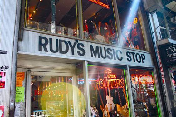 The day the #music died: NYC's music row is no more