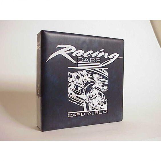 Ultra Pro NASCAR Racing Album - ALB3RACNV