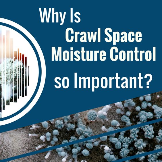 crawl space attic ideas - Why Is Crawl Space Moisture Control so Important