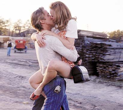 """So it's not gonna be easy. It's gonna be really hard. We're gonna have to work at this every day, but I want to do that because I want you. I want all of you, for ever, you and me, every day."" - The Notebook."