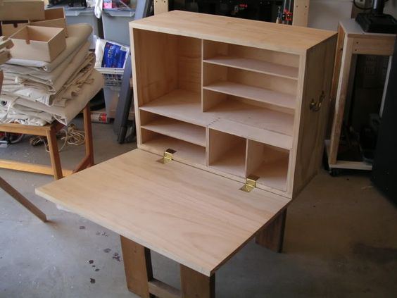 camp kitchen boxes   built this kitchen box pretty much from scratch. I worked from all ...