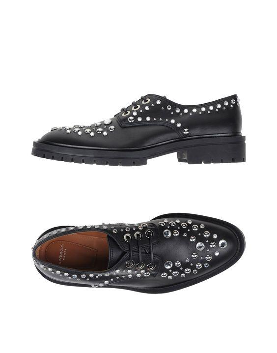 Chaussures À Lacets Givenchy Femme -  sur YOOX - 11001928CM - 555€