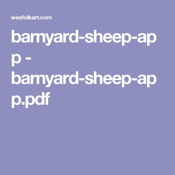barnyard-sheep-app - barnyard-sheep-app.pdf