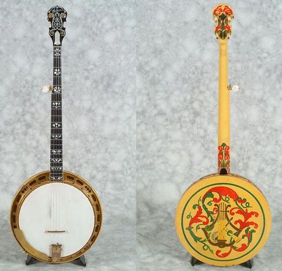 Gibson Bella Voce Conversion (1927)