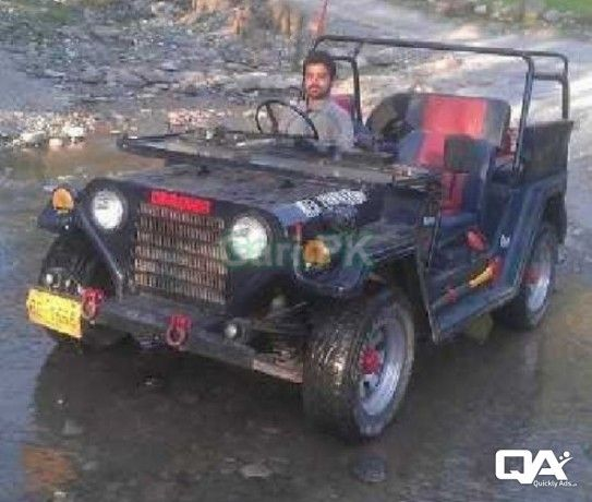 Https Www Quicklyads Pk Jeep M 151 1976 For Sale In Mansehra