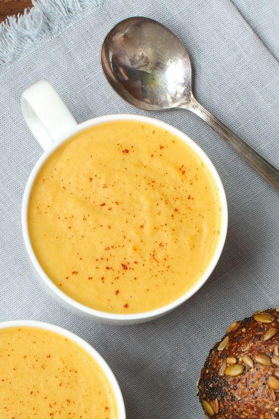 Wisconsin Vegan Beer Cheese Soup