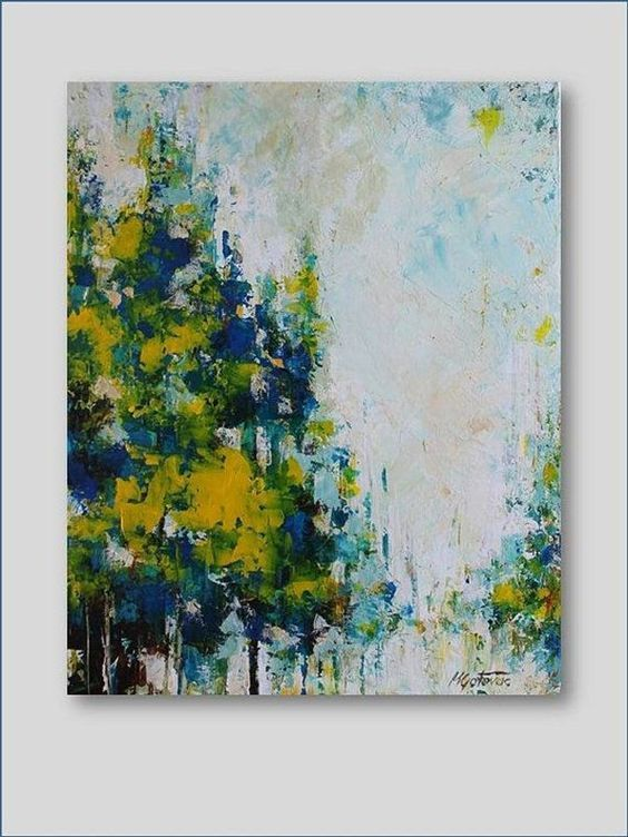 90 Easy Abstract Painting Ideas That Look Totally Awesome Abstract Painting Abstract Art Painting Diy Oil Painting Abstract