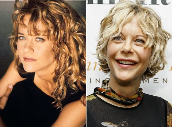 Meg Ryan Then And Now Celebs Ryan Amp Quaid Pinterest