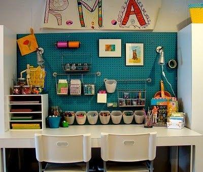 Wonderful craft space