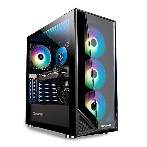 Ibuypower Pro Gaming Pc Computer Desktop Trace 4 Mr 180a Amd Ryzen 5 3600 3 6ghz Nvidia Geforce Gt 710 1gb 8gb Ddr4 Ra In 2021 Gaming Desktop Cool Things To Buy Ssd