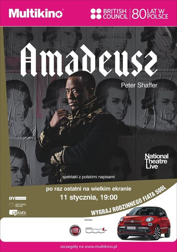 Amadeusz Mozart w Multikinie