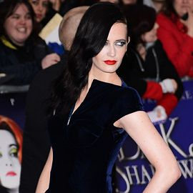 I think she is so beautiful!  Eva Green in Tom Ford | 'Dark Shadows' London Premiere