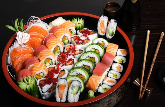 Du học Nhật Bản và ăn món ăn Nhật:
