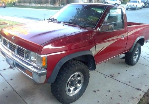 94 Nissan Pickup D21 Xe 1000 Or Less In Lincoln Ca 95648 By Owner Nissan Cheap Cars For Sale Nissan Hardbody