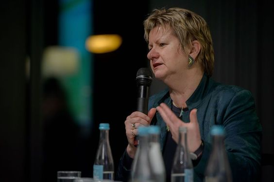 Sylvia Löhrmann (Bildungsministerin NRW, B90/Die Grünen)