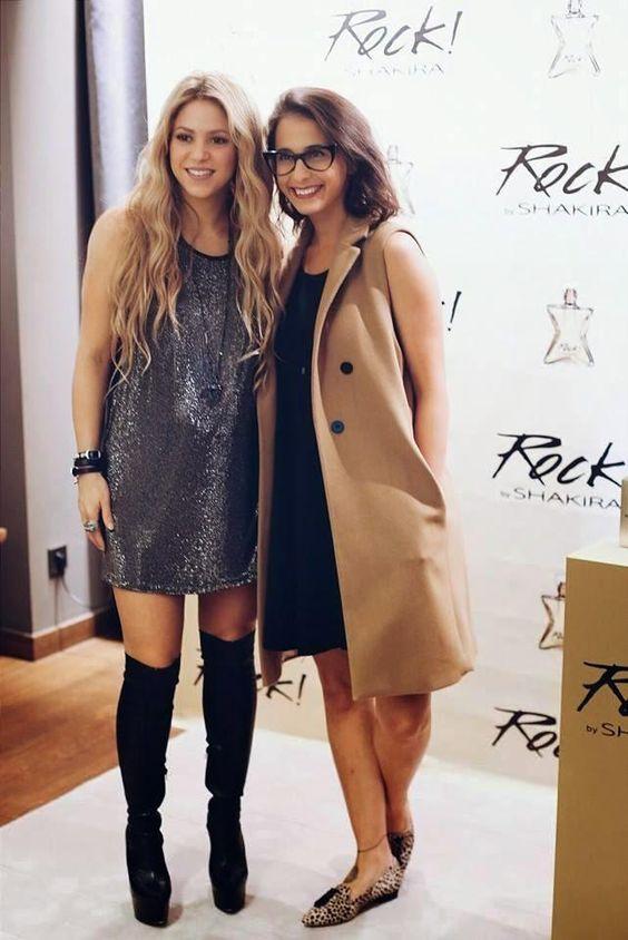 Rock by Shakira: Saiba Tudo Sobre a Festa de Lançamento da Nova Fragrância http://evpo.st/Zh9TfY