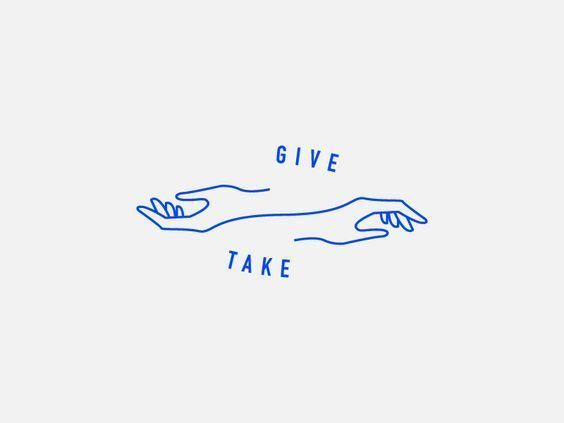 Give Take With Images Inspirational Tattoos Words Sketch