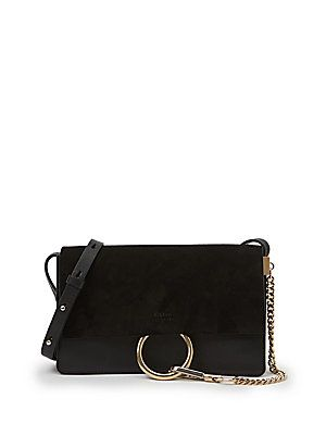 chloe bags prices - Chloe Faye Small Suede Bag l Saks Fifth Avenue | Bags | Pinterest ...