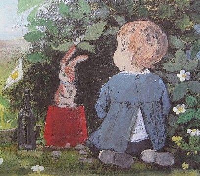 Komako Sakai - The Velveteen Rabbit reimagined