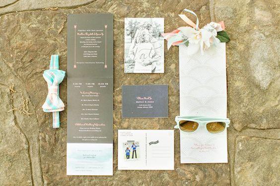Ruffled - photo by http://christophernolanphotography.com/ - http://ruffledblog.com/magnolia-hill-wedding/ | Ruffled