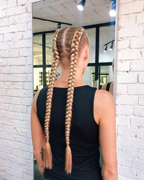 29+ Video de coiffure avec des tresses idees en 2021