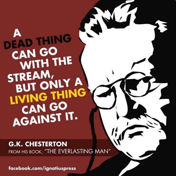 G. K. Chesterton quotes: