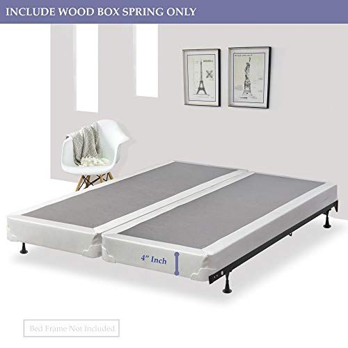 Easy Diy Mid Century Modern Bed Built For A California King Diy Modern Bed Modern Bed Bed Frame Plans