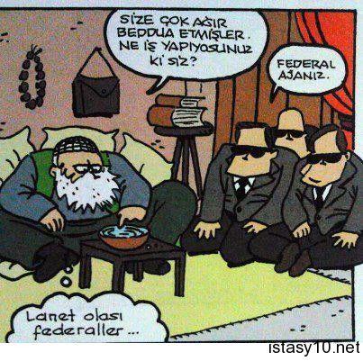Özer Aydoğan Karikatürleri – 6: