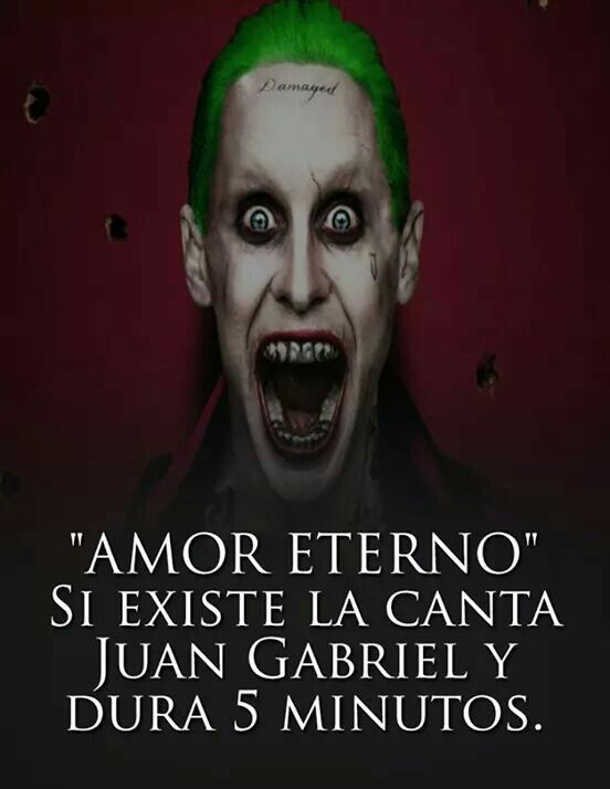 Amor Eterno Memes Fictional Characters Joker