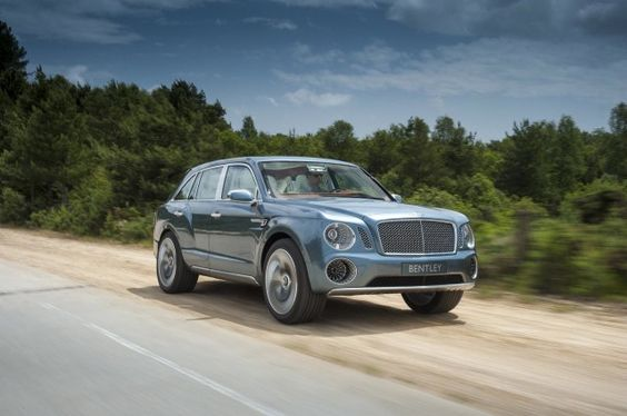 Bentley SUV To Offer Optional Third-Row Seats: Report