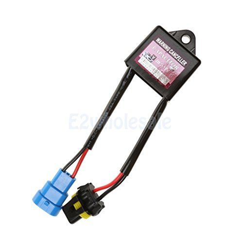 Car Hid Anti Flicker Error Warning Canceller Decoder Capacitor Low Beam Check Out This Great Product This Is An Affiliate Li Hid Headlights Capacitor Hide