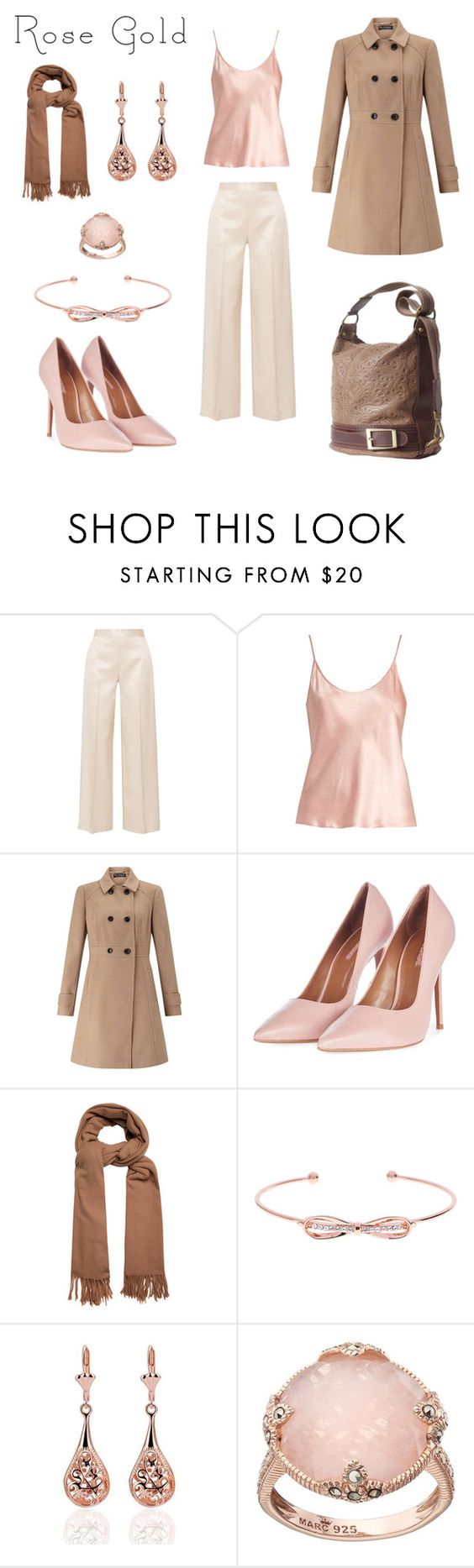 Rose Gold by geminae  Plyvore outfits fall