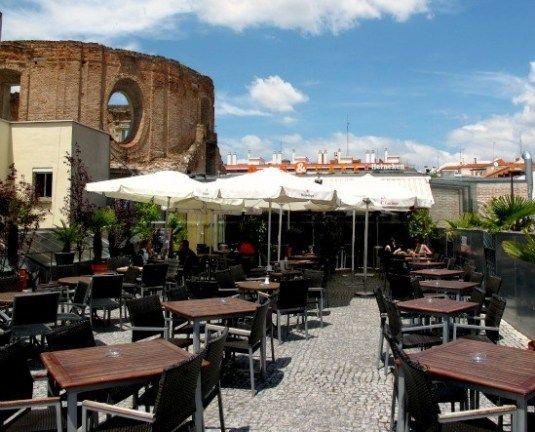 Las Terrazas Más Bonitas Y Baratas De Madrid Restaurantes