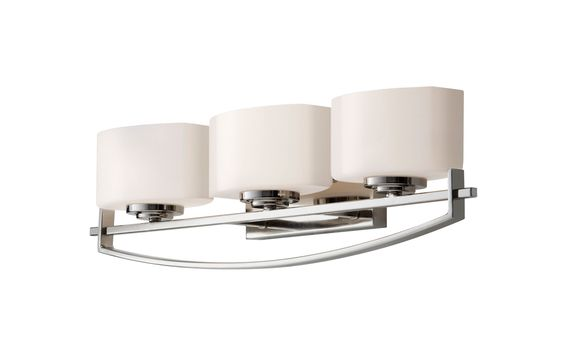 Three Light Vanity Fixture
