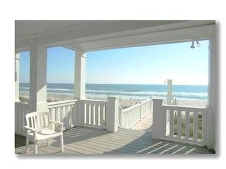 7 BR Oceanfront vacation house on Pawley's Island