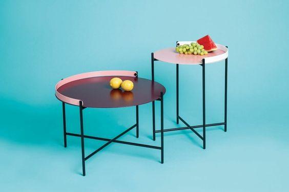Italienische möbel designer Alessandro Isola Designermöbel torque