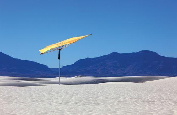 Sonnenschirm Ocean Master Razor Ø 335 cm von Tuuci / Express