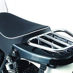 Triumph bonneville single seat rack