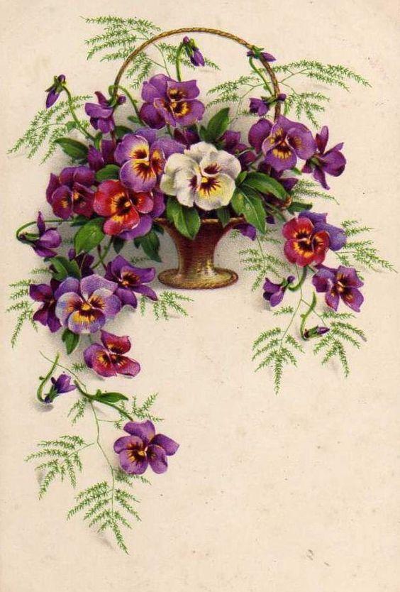Victorian Scrap, Vintage Card, Victorian Card: