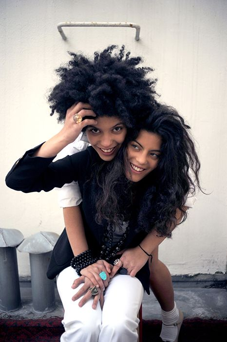 Ibeyi:I support twins being a twin mom