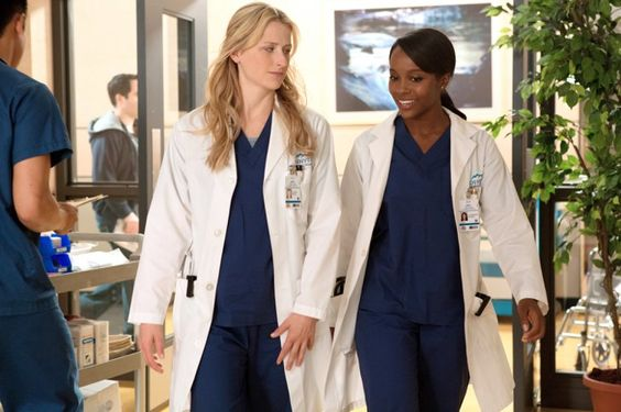 Pin for Later: 11 Shows to Stream on Netflix to Ease the Symptoms of Your Grey's Anatomy Withdrawal Emily Owens M.D.