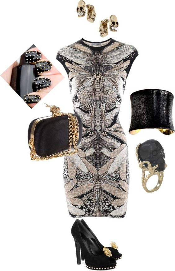 """Dark Side"" by unibou on Polyvore"