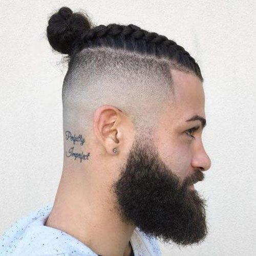 35 Best Man Bun Hairstyles 2020 Guide Man Bun Haircut Man Bun Styles Bun Styles