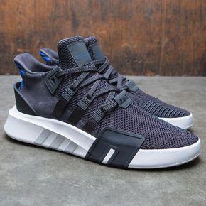 Adidas Men EQT Basketball ADV (black / carbon / collegiate royal ...