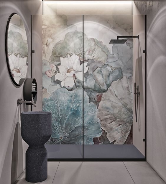 Gorgeous Shower Home Decor